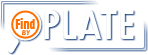 Find by Plate logo